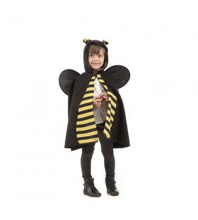 Cape Grote Bij Zonder Angel Kind Kostuum
