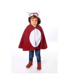 Cape Slimme Sluwe Vos Rein Kind Kostuum
