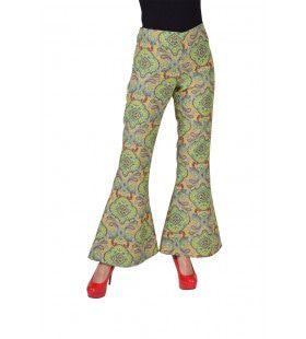 Chique Behang Hippie Broek Vrouw