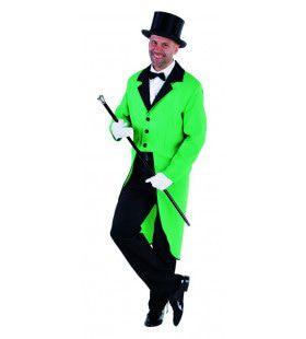 Gene Kelly Show Slipjas Groen Man