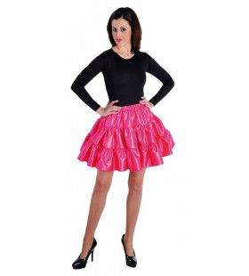 Rock Around The Clock Volangen Rok Roze Vrouw
