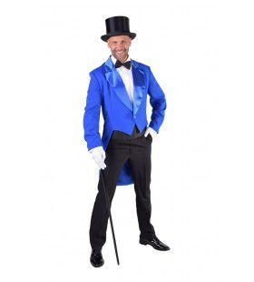 Blauwe Slipjas Bing Crosby Man