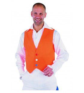Hup Holland Oranje Vest Man