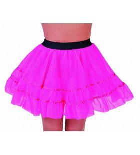 Rockabilly Petticoat Roze Vrouw