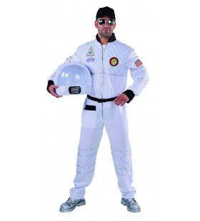 Neil Armstrong Apollo Astronaut Man Kostuum
