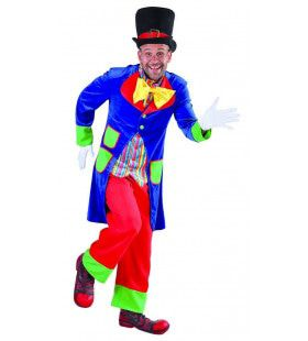 Gangmaker Circus Clown Man