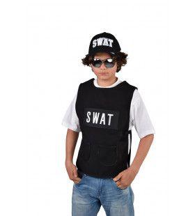 Vest Swat Speciale Troepen Jongen