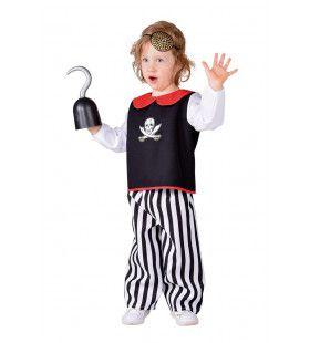 Grote Schat Piraat Jongen Kostuum
