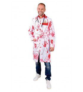 Niet Al Te Zachtzinnige Dokter Man Kostuum