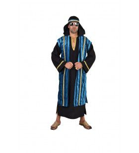 Ali Baba Sjeik Uit De Woestijn Man Kostuum