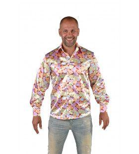 Snoep Hartjes Sweet Heart Glim Overhemd Man
