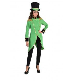 Slipjas Gouden Epauletten Saint Patricks Day Vrouw