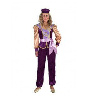 Decent Harem Hof Van Perzie Vrouw Kostuum