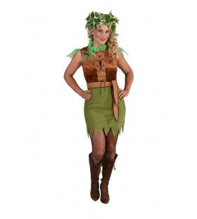 Belinda Bosfee Betoverde Woud Vrouw Kostuum