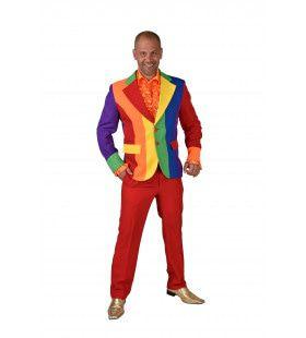 Regenboog Festival Colbert Man