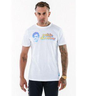 Pablo Discobar Shirt Logo White