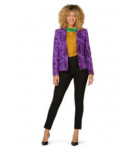 The Joker Why So Serious Dames Colbert Vrouw