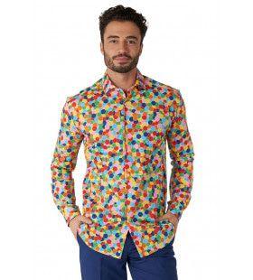 Festive Colour Confetteroni Blouse Man