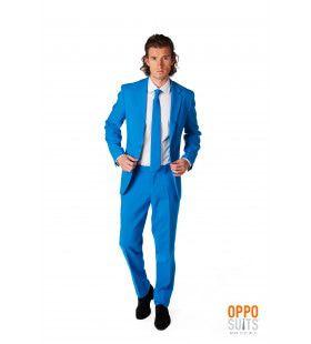 Blue Steel Blauw Opposuit Kostuum Man