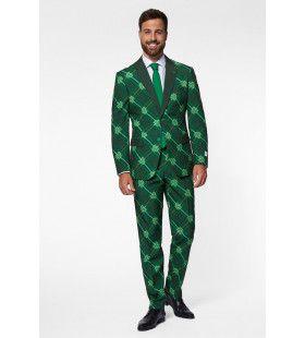 Lucky Shamrocker Opposuit Man Kostuum
