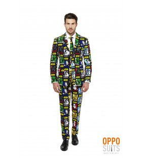 Star Wars Strong Force Opposuit Man Kostuum