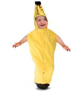 Baby Bananas Trappelzak Kostuum