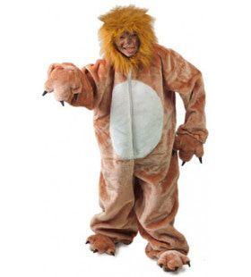 Leo De Leeuw Met Capuchon Kostuum