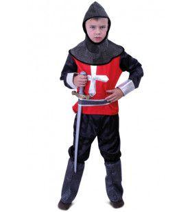 Leeuwenhart Ridder Kind Jongen Kostuum