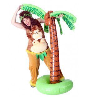Hilarische Apen Tuinbroek Kostuum