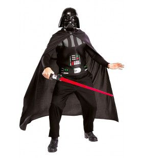 Star Wars Darth Vader Set Man Kostuum