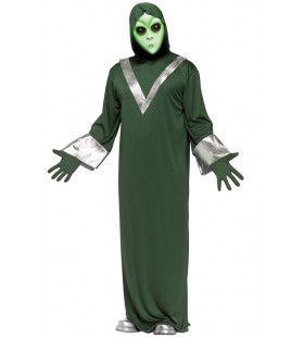 Buitenaards Wezen Protoctor Man Kostuum