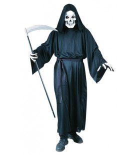 Wandelende Dood Magere Hein Man Kostuum