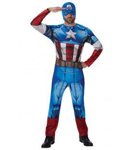 Captain America Civil War Man Kostuum