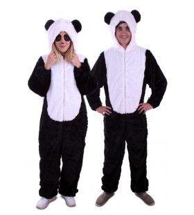 Pluche Pandabeer China Kostuum