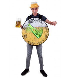 Het Rad Van Bier Opdrachten Kostuum