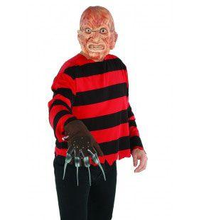 Freddy Krueger Horror Film Monster Kostuum