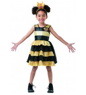 Queen Bee L.o.l. Surprise Deluxe Royal Bee Meisje Kostuum