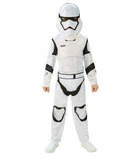 Stormtrooper Keizerlijke Elitetroepen Kind Kostuum