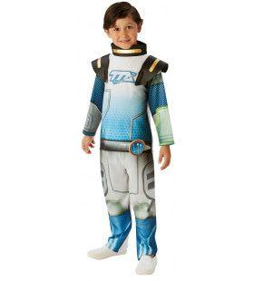 Miles Van Morgen Tomorrowland Animatieserie Kind Kostuum