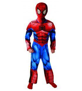 Super Lenige Held Spider-Man Premium Kind Kostuum