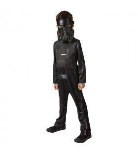 Death Trooper Classic Elite Eenheid Kind Kostuum