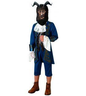 The Beast Beestachtige Musical Filmster Kind Kostuum
