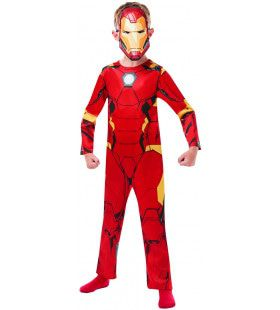 Iron Man Avengers Assemble Kind Kostuum