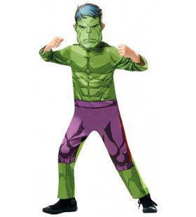 Supersterke Groene Hulk Avengers Assemble Kind Kostuum