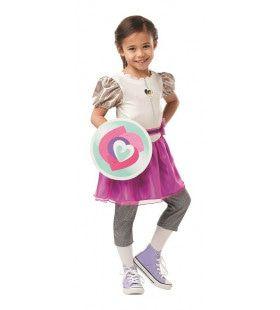 Ridder Prinses Nella Deluxe Meisje Kostuum