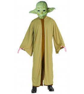 Wijze Jedimeester Yoda Star Wars Kostuum
