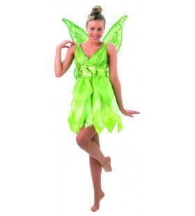Tinker Bell Peter Pan Fee Tinkelbel Vrouw Kostuum