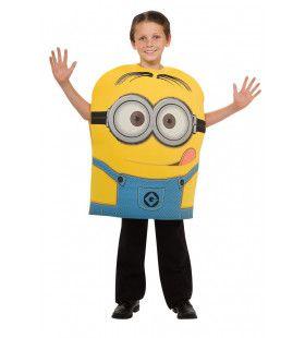 Minion Dave Verschrikkelijke Ikke Despicable Me Kind Kostuum