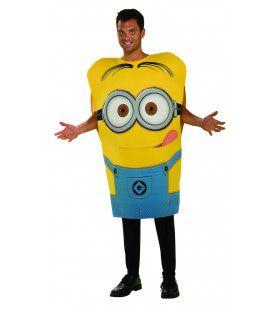 Minion Dave Verschrikkelijke Ikke Despicable Me Kostuum