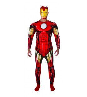 Iron Man Avengers Assemble Deluxe Superheld Kostuum